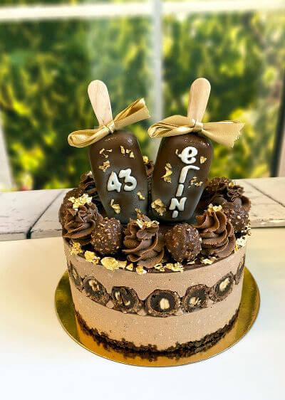 עוגת מוס ליום הולדת לפסח