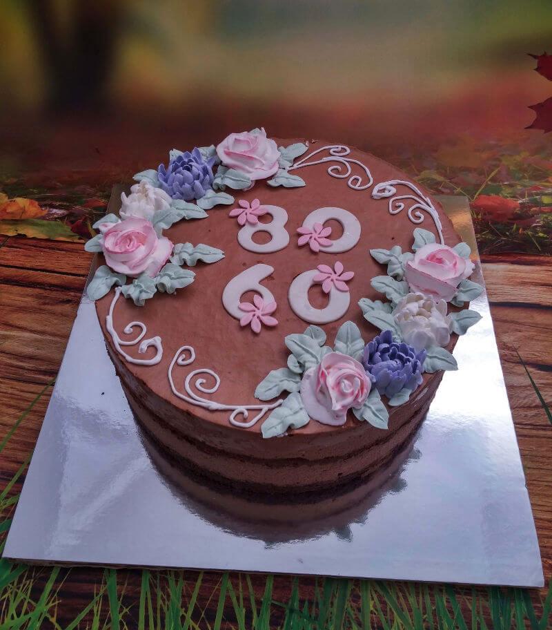 עוגת מוס שוקולד קומות