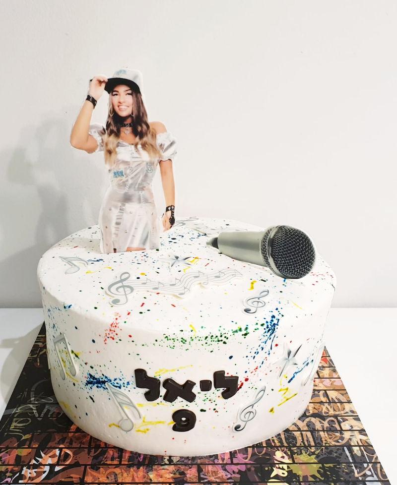 עוגת מיוזיקלי