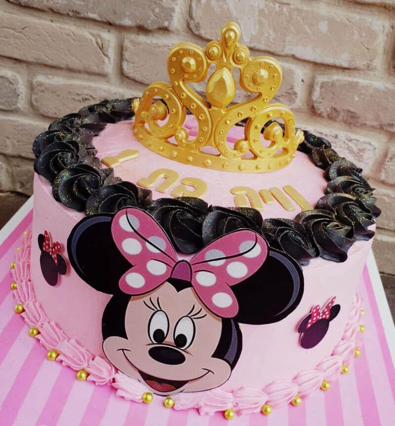 עוגת מיני מאוס מיוחדת