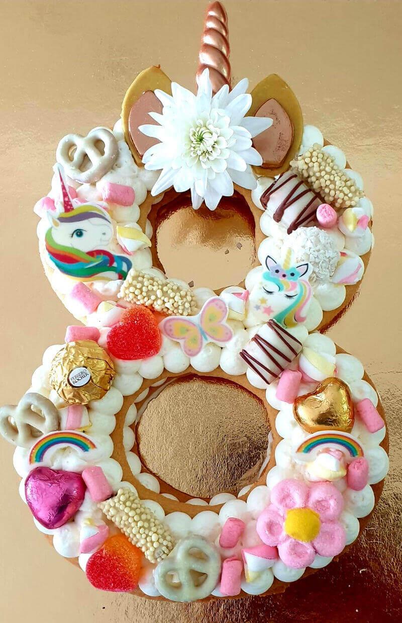 עוגת מספרים חד קרן