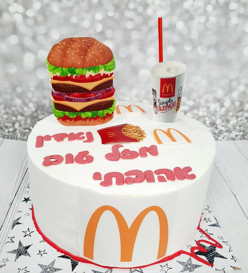 עוגת מקדונלדס