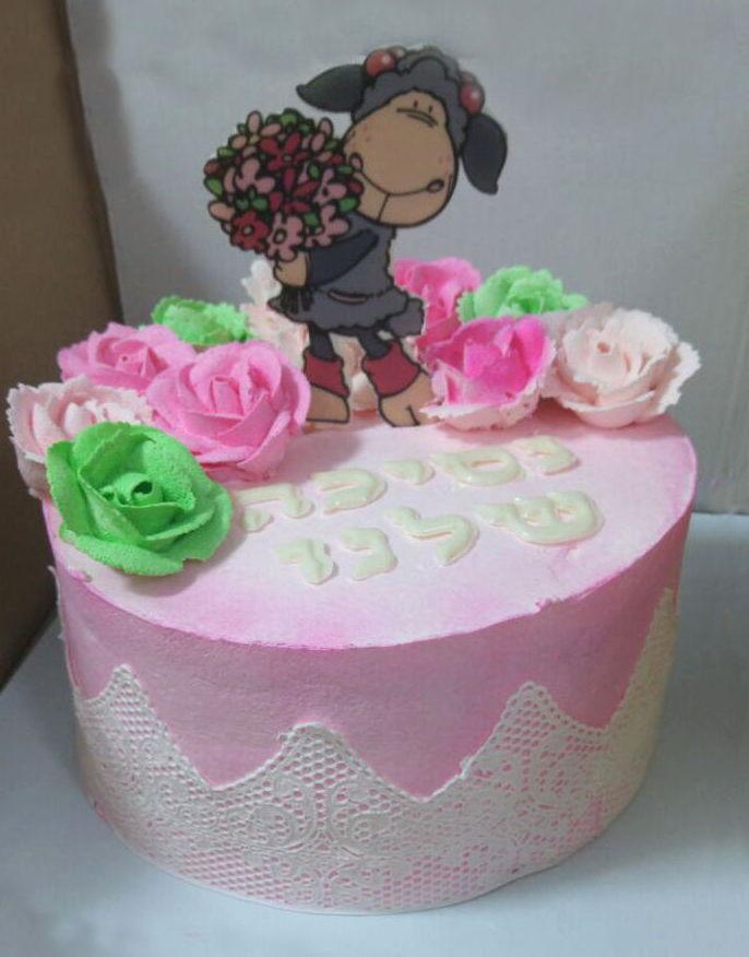 עוגת ניקי ליום הולדת