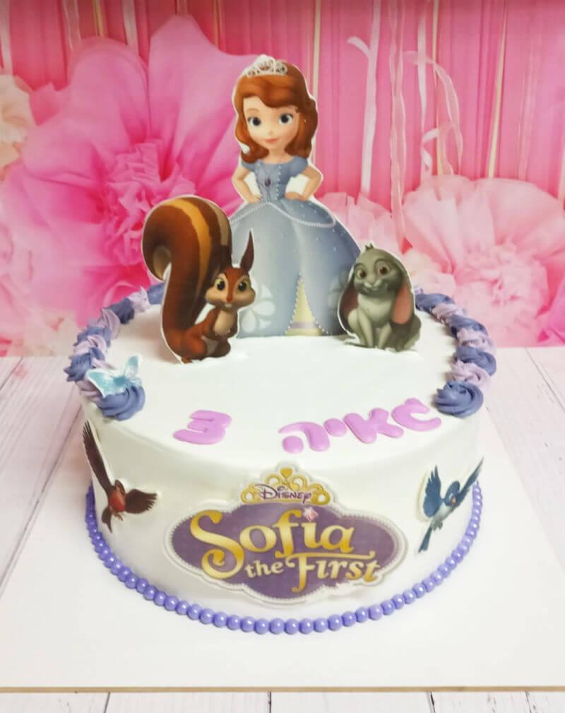 עוגת סופיה הנסיכה הראשונה