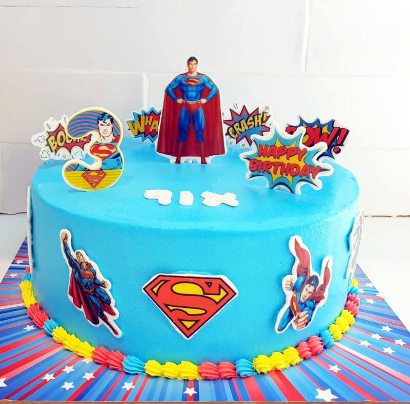 עוגת סופרמן
