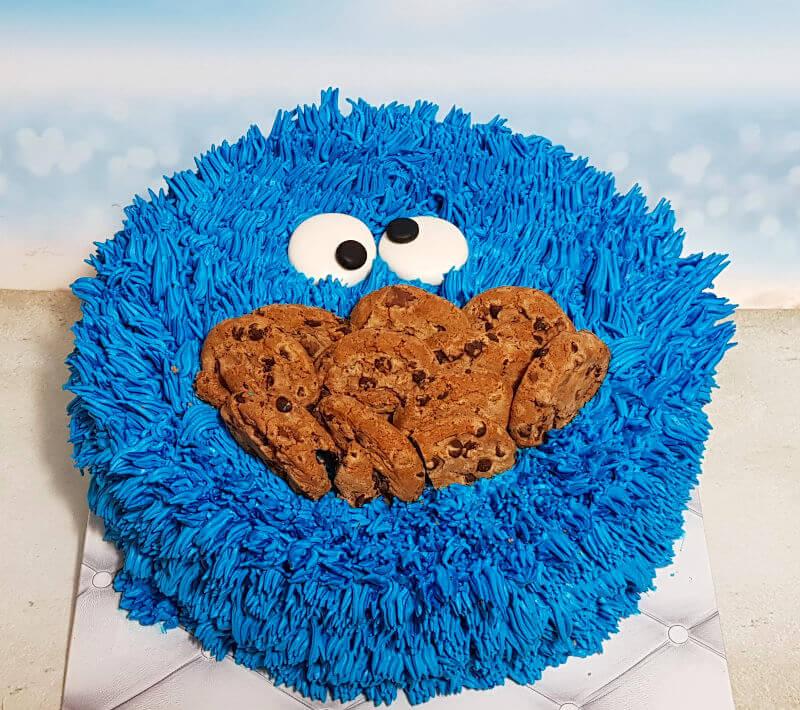 עוגת זילוף עוגיפלצת