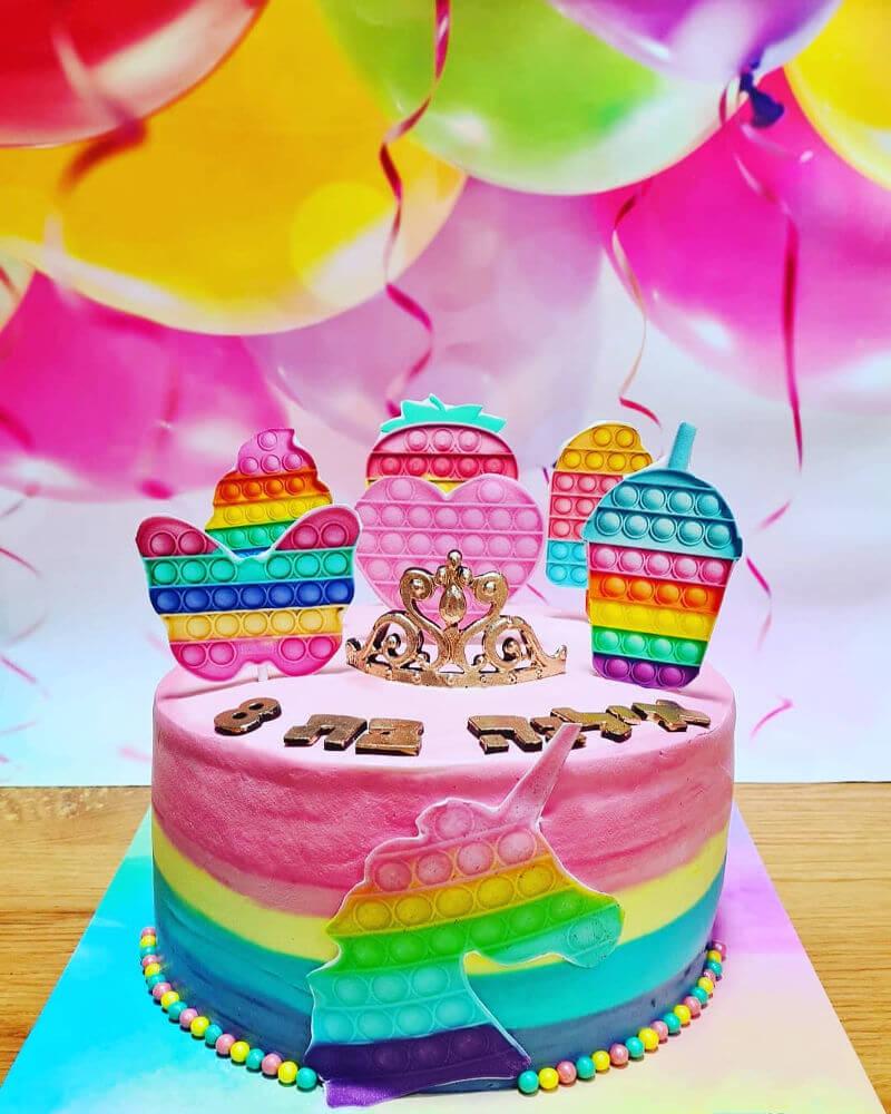 עוגת פופיט