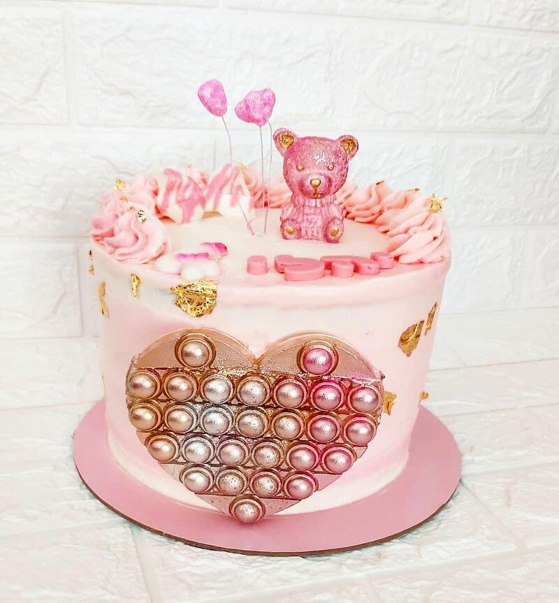 עוגת פופיט מעוצבת