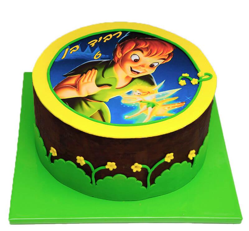 עוגת פיטר פן