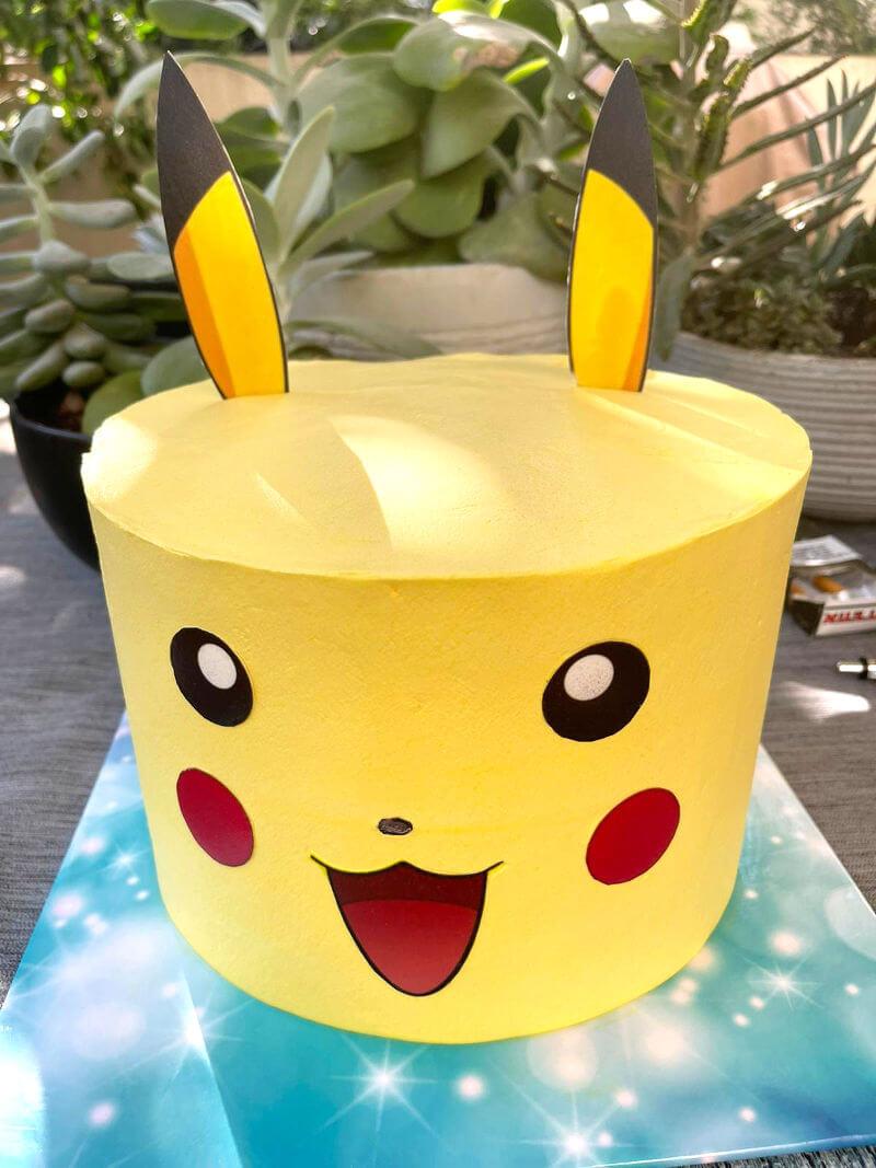 עוגת פיקאצו