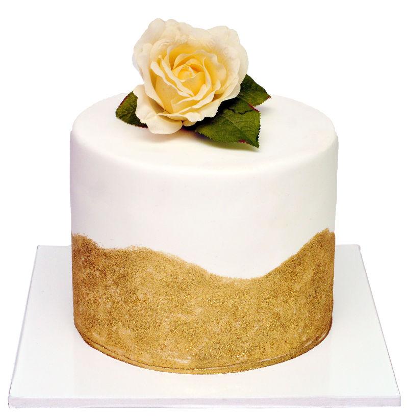 עוגת פרח