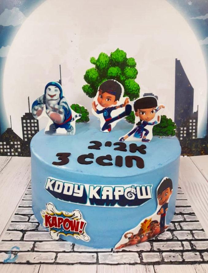 עוגת קודי קפאו
