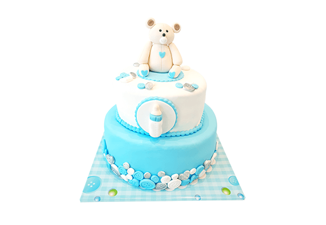 עוגת קומות דובי ליולדת