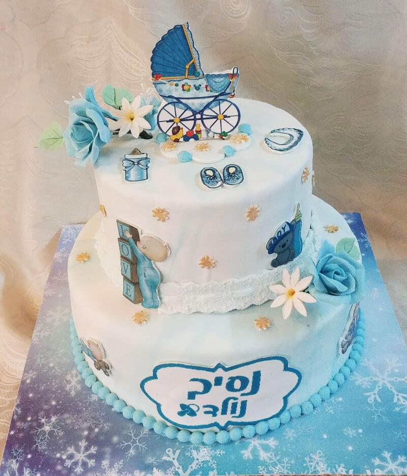 עוגת קומות לברית