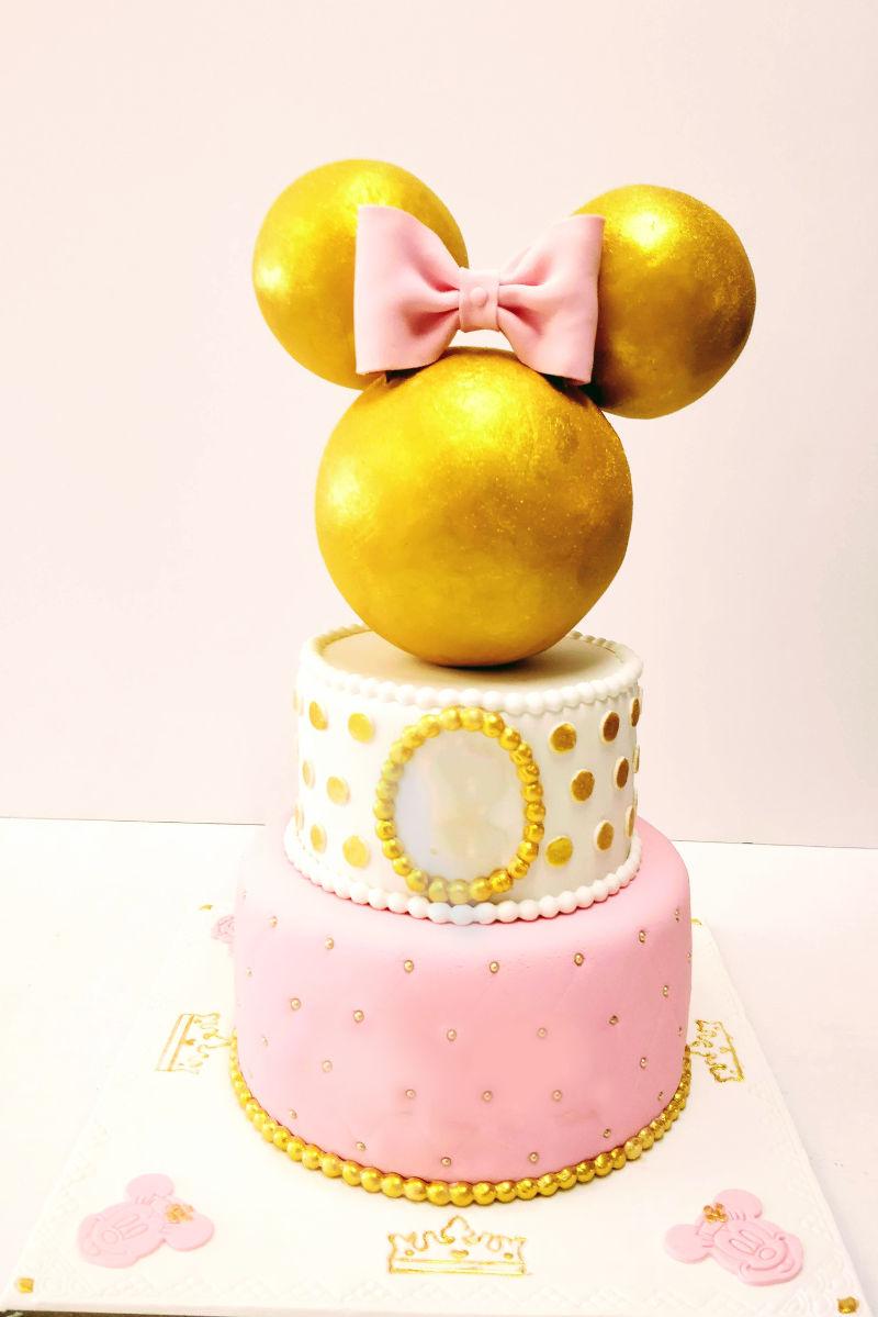 עוגת קומות מיני מאוס