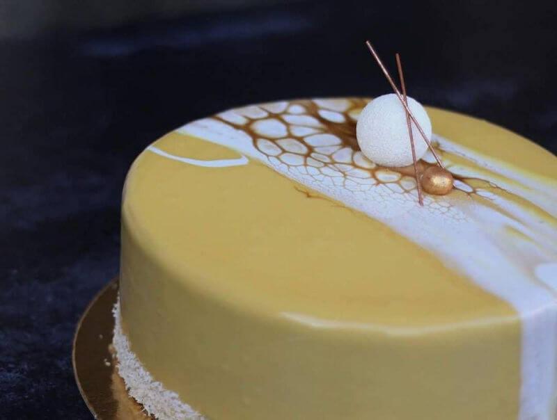 עוגת ראווה שוקולד חלב עם קוקוס