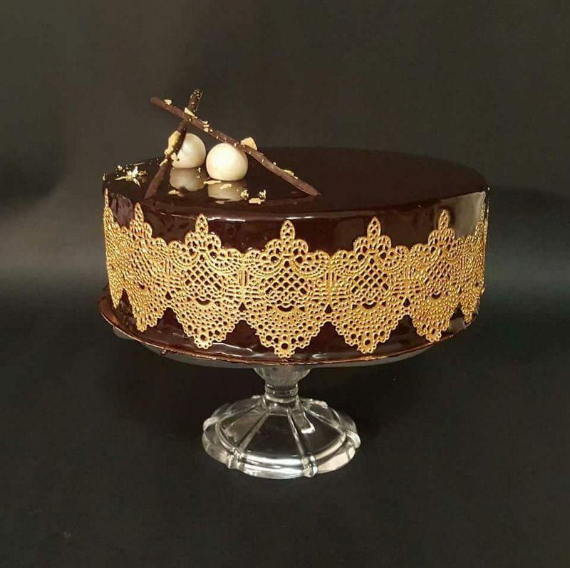 עוגת ראווה שוקולד