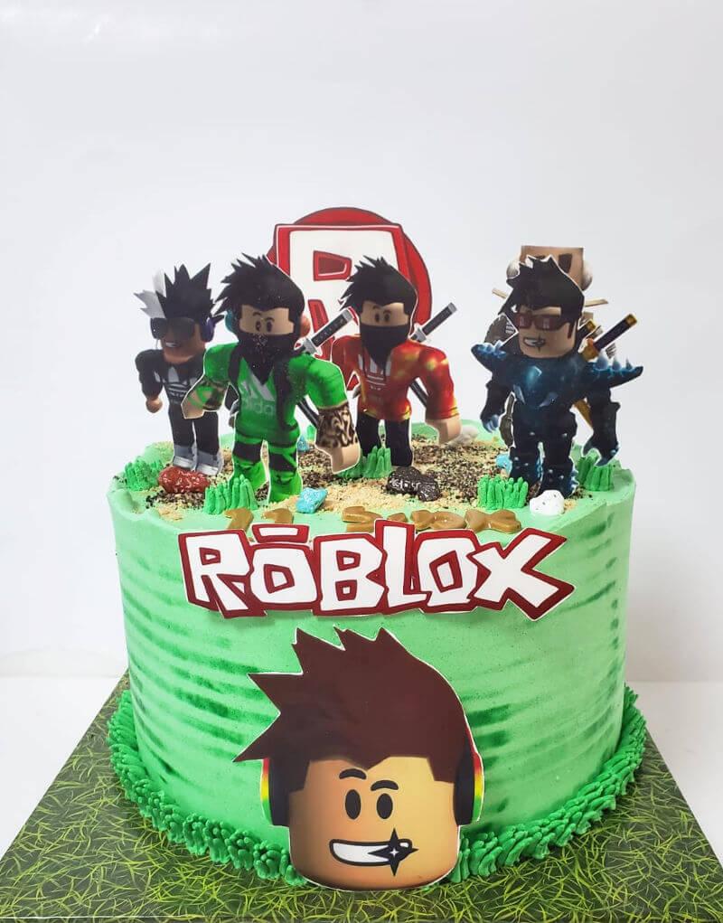 עוגת רובלוקס