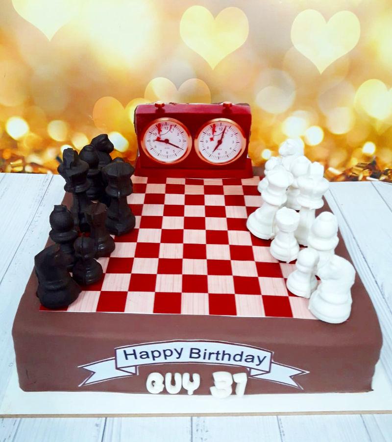 עוגת שחמט מיוחדת