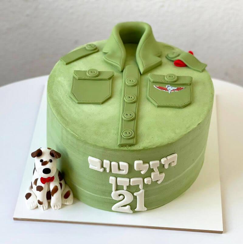 עוגת שחרור פרווה