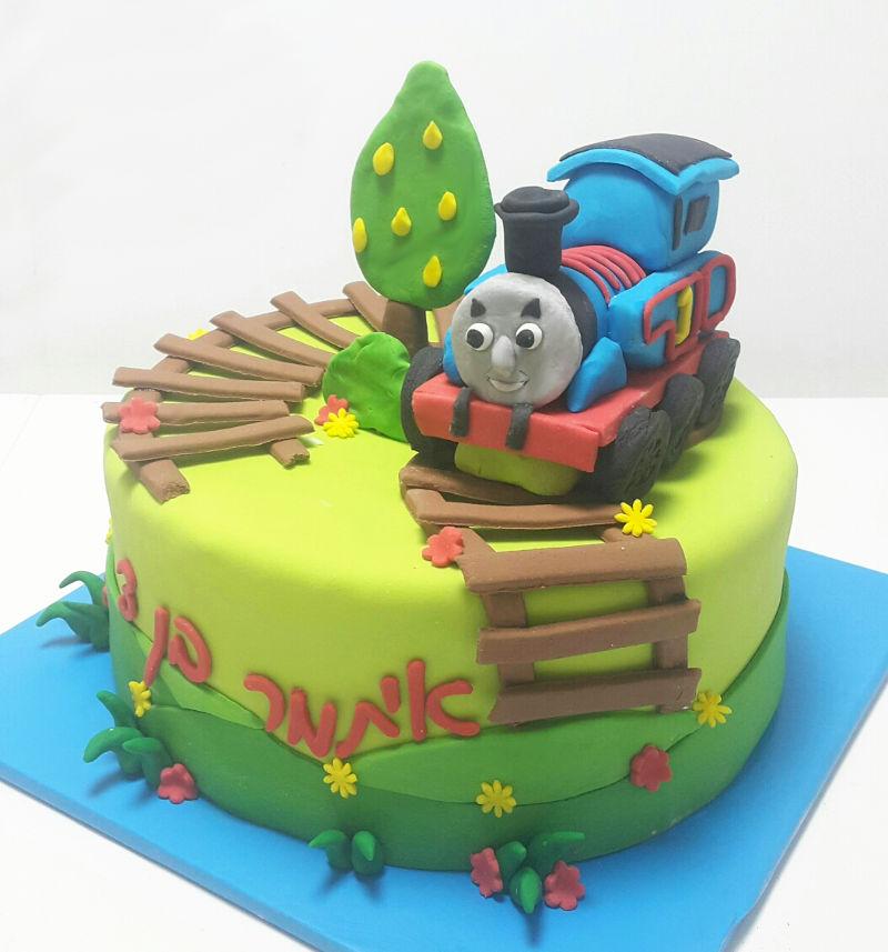 עוגת תומס הקטר