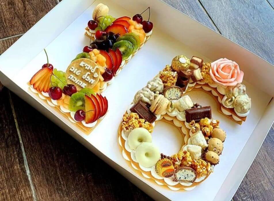 עוגת 16