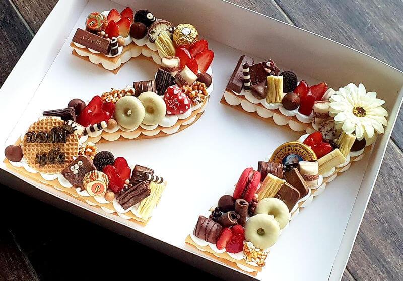 עוגת 27