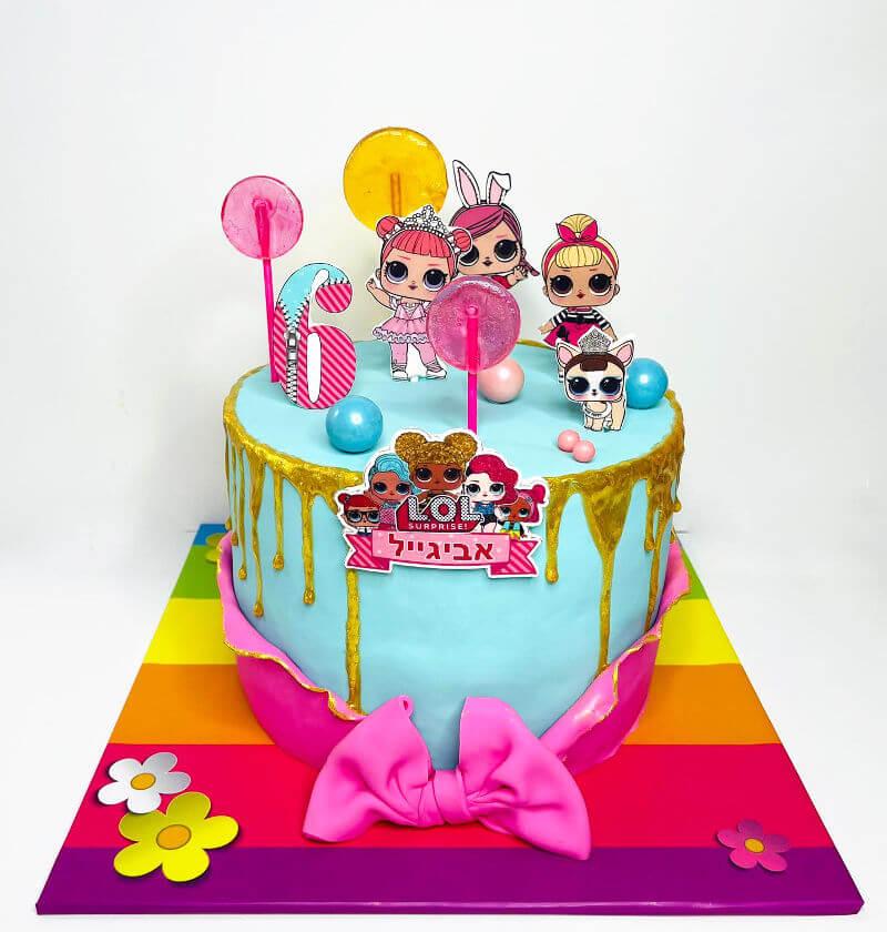 עוגת LOL