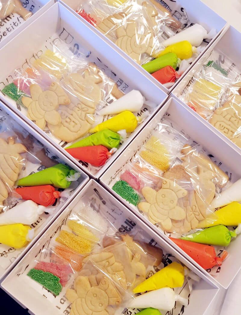 ערכת עוגיות לילדים