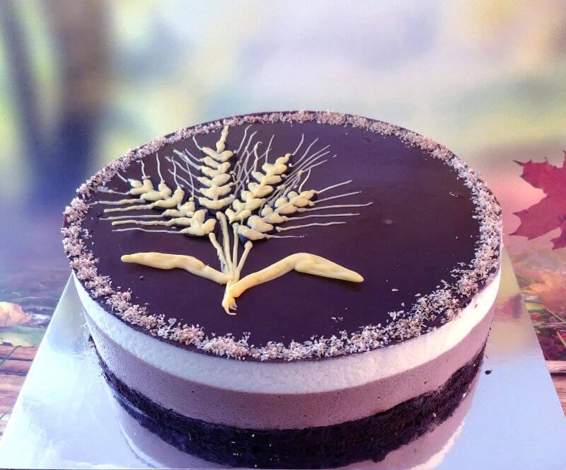 פסח עוגת טריקולד