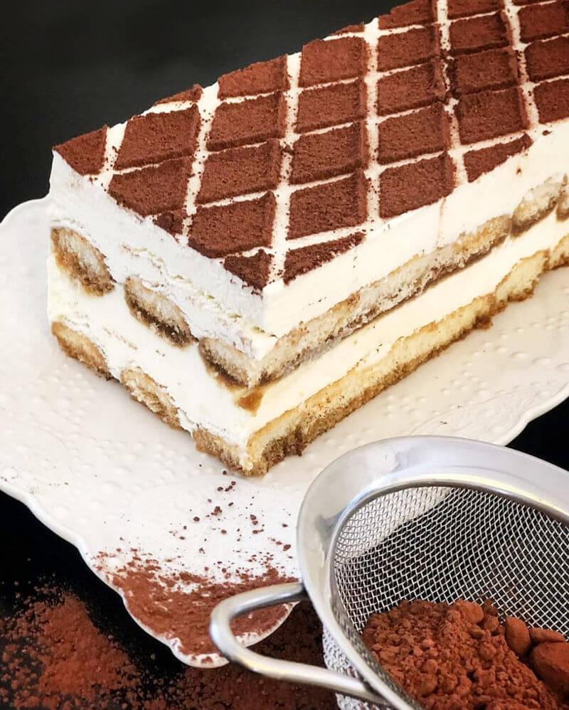 עוגת פס טירמיסו