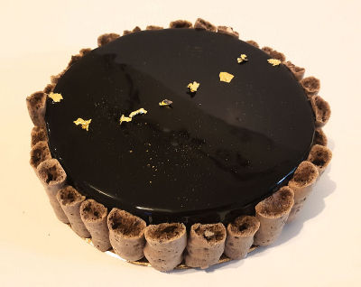 קונקורד עוגת מוס שוקולד ומרנג לפסח