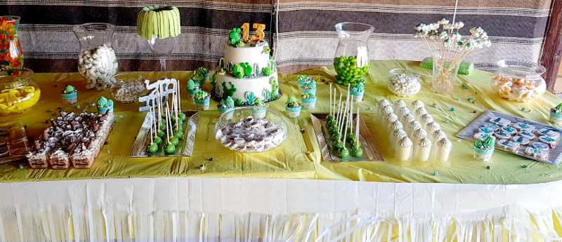שולחן מתוק כשר לבר מצווה
